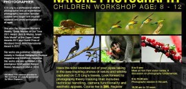 NikonClub Events Nature Photography Children Workshop
